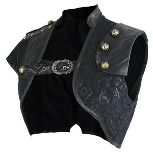 Armour Style Steampunk Shrug