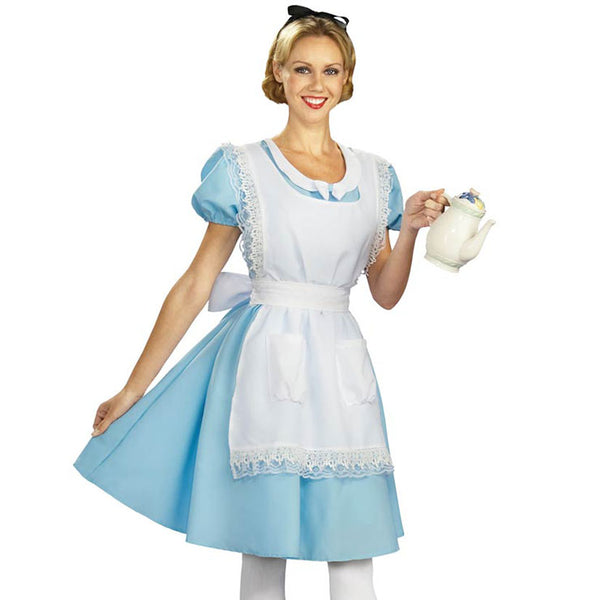 Alice in Wonderland Classic Blue Dress