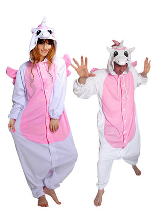 Pink Winged Unicorn Onesie