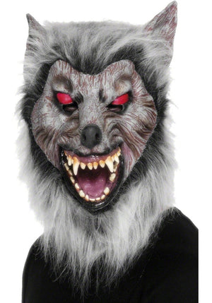 Latex Wolf Mask
