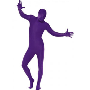 Purple Deluxe Morphsuit