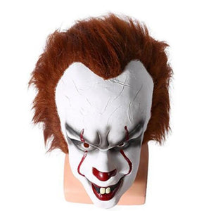 IT Pennywise Latex Mask