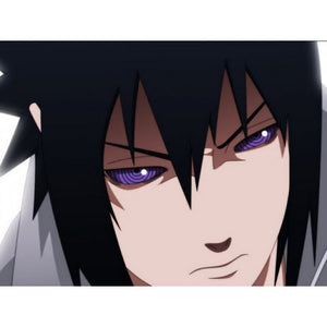 Naruto Sclera Rinnegan Purple Contact Lenses 22mm