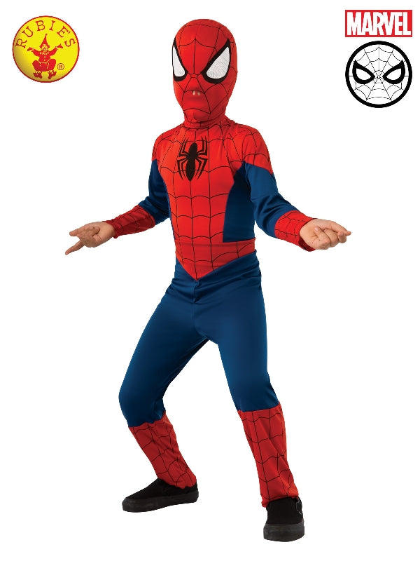 The Avengers Classic Spider-Man Kids Costume