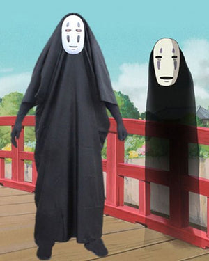 Spirited Away No Face Costume