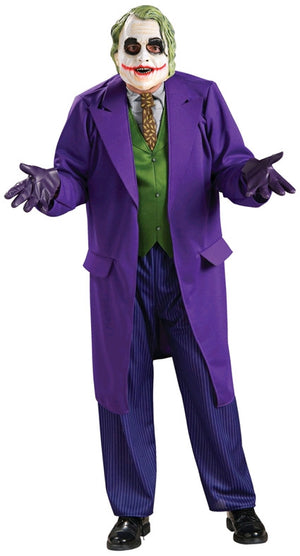 Mens Deluxe Joker Costume