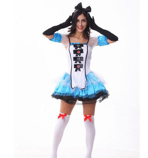Sultry Alice in Wonderland Costume