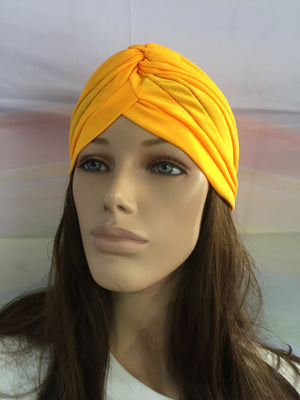 Turban Yellow