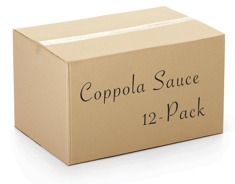 Coppola's Roasted Garlic Sauce (12-Pack)