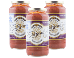 Coppola's Roasted Garlic Sauce (3-Pack)