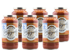 Coppola's Tuscan Sauce (6-Pack)