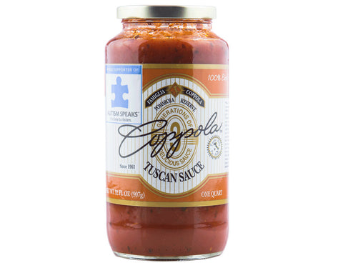 Coppola's Tuscan Sauce (Single Jar)
