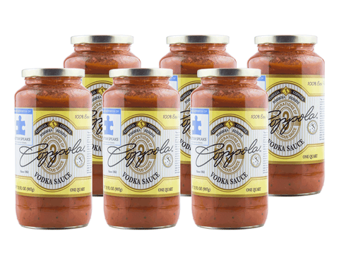 Coppola's Vodka Sauce (6-Pack)