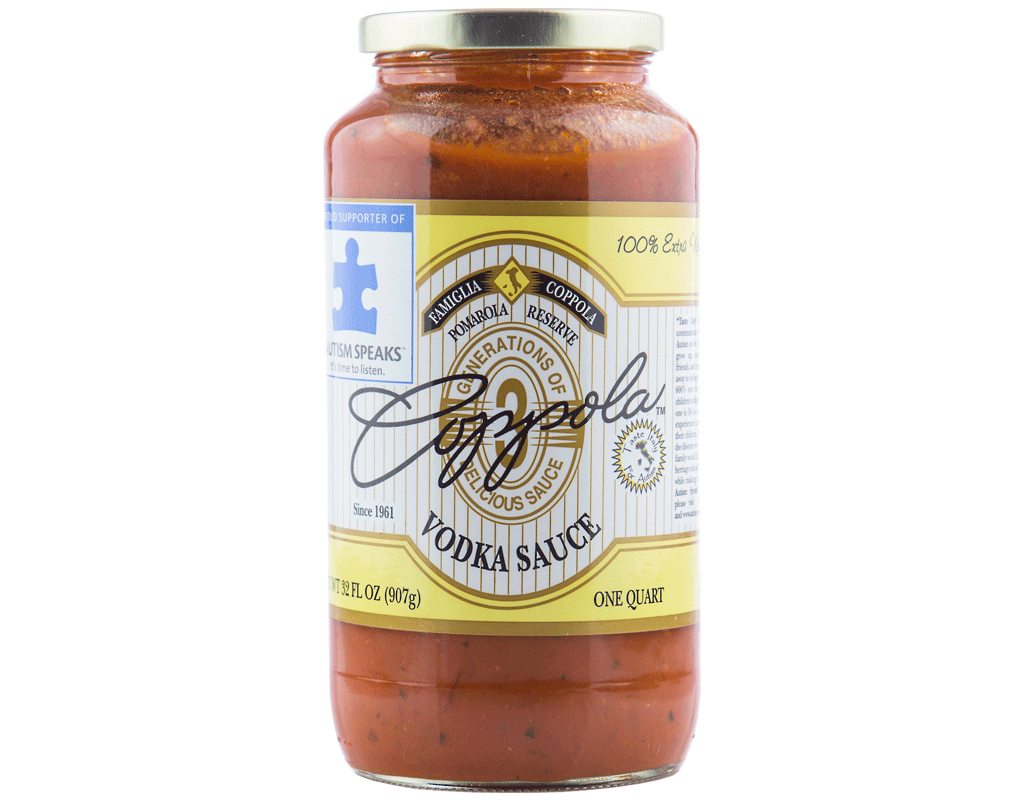 Coppola's Vodka Sauce (Single Jar)