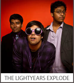 The Lightyears Explode