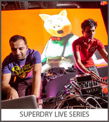 Superdry Live Series
