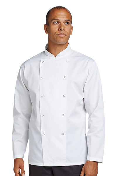 Chef's Jacket. DD16 (Denny's AFD Budget Chef's Jacket)