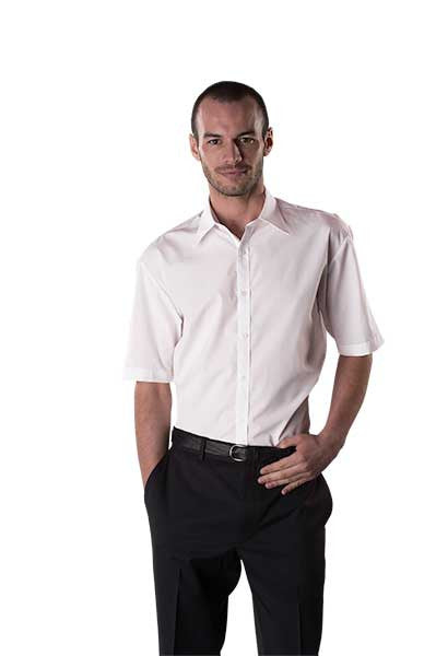Shirt. DH94S (Men's Classic Short Sleeve Shirt)