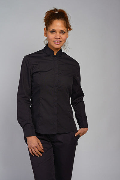 Shirt. DH98 (Women's Long Sleeve Tunic Shirt)