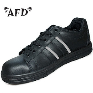 Safety Trainer (AFD Leather). DK86