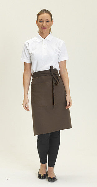 Apron. DP110 (Denny's Colour Waist Apron With Pocket)