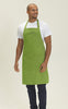 Bib Apron With Pocket. DP210 (Denny's colour bib apron)