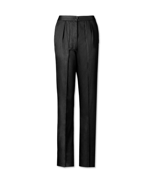 c. Trousers. LT200 (Women's Twin Pleat Trousers)