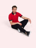 Polo Shirt. UC107 (Contrast Polo Shirt)