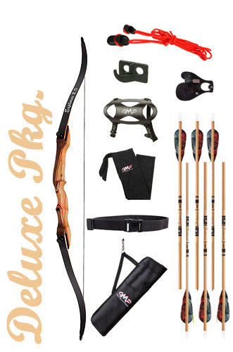 OMP Explorer 2.0 Recurve Bow Package Deluxe Review