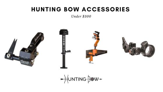 Best Hunting Bow Accessories Under $300