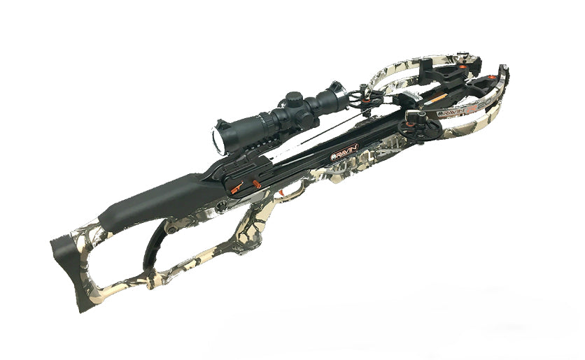 The Ravin R20 Sniper Crossbow Package Review