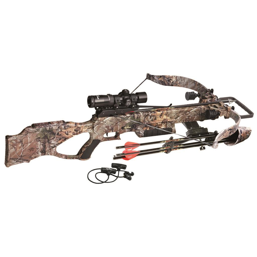 Excalibur Matrix 380 Xtra Crossbow Review