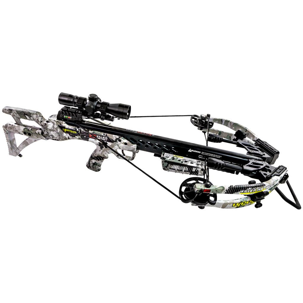 2018 Killer Instinct Crossbows