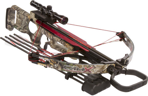 Best New Crossbows of 2017 - CAMX X330 Crossbow