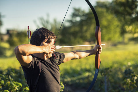 Choosing a Recurve Bow - Traditional Take-Down Recurve Bow