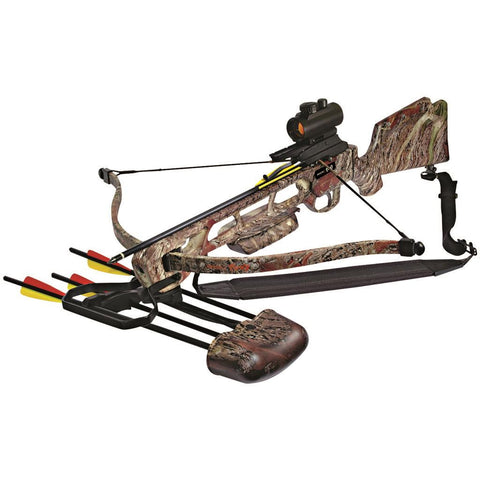 Best Youth Crossbows - Arrow Precision Inferno Fury II Crossbow