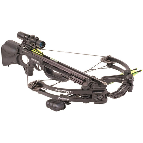 Best Compound Crossbows - Barnett Ghost 410 Crossbow
