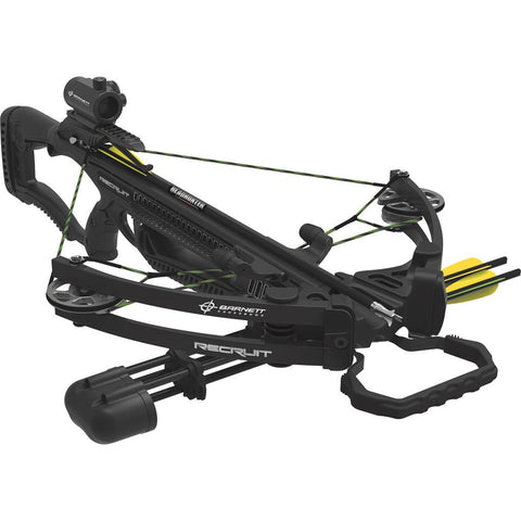 Barnett Recruit Crossbow Review – Hunting-Bow