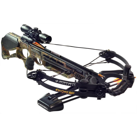 Best Compound Crossbows - Barnett Ghost 360 Crossbow