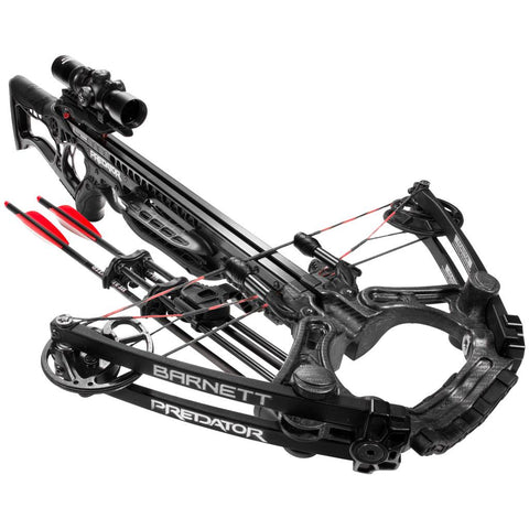 Barnett Predator Crossbow Package