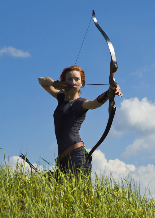 Choosing a recurve bow - What is a recurve bow