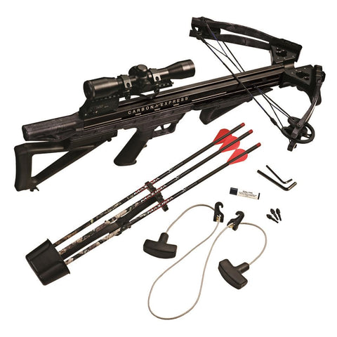Best Compound Crossbows - Carbon Express Intersect