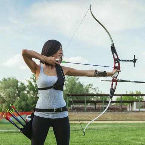 Archery for Beginners: The Essential Accessories – Hunting-Bow