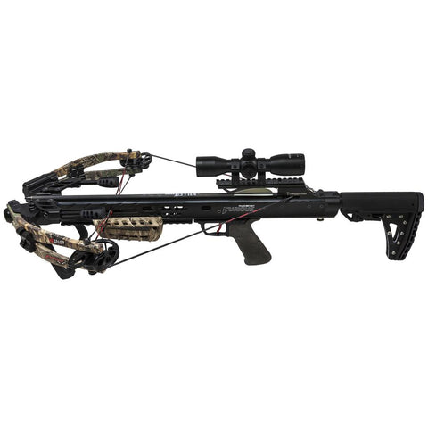 Best Compound Crossbows - Killer Instinct Furious 370 Crossbow