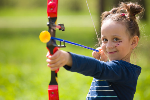 The Benefits of Archery to Kids