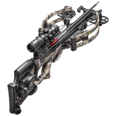 TenPoint NitroX Crossbow Package