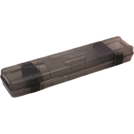 MTM Crossbow Bolt Case Smoke