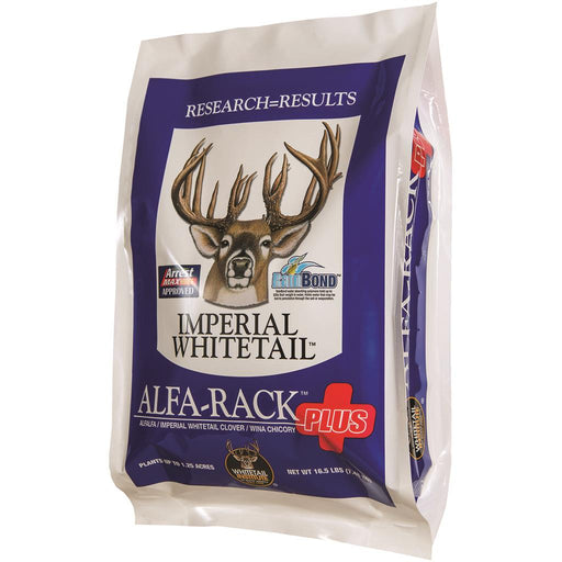 Whitetail Institute Imperial Seed Alfa Rack Plus 16.5 lb.