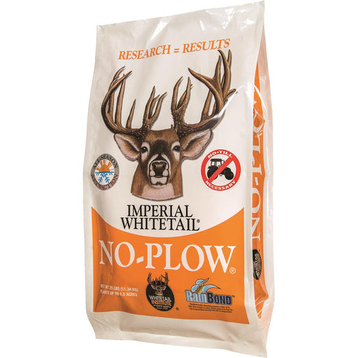 Whitetail Institute No-Plow Wildlife Seed Blend 25 lb.