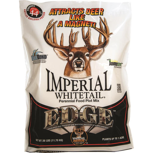 Whitetail Institute Imperial Seed Edge Forage Blend 26 lb.
